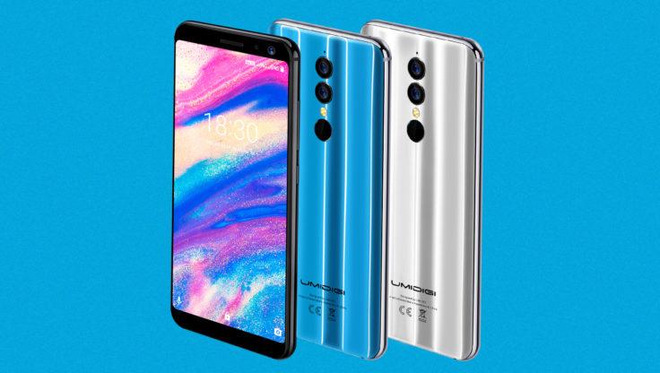 UMIDIGI A1 Pro Smartphone Design
