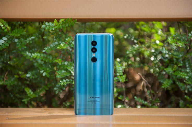 UMIDIGI A1 Pro Smartphone Rückseite