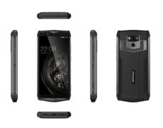Ulefone Power 5 Smartphone Design