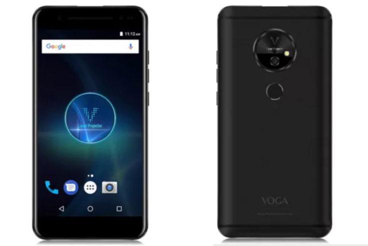 VOGA V Smartphone Design