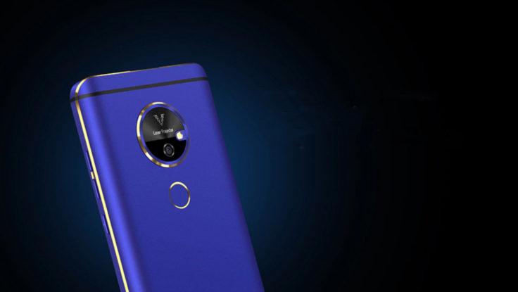 VOGA V Smartphone Rückseite