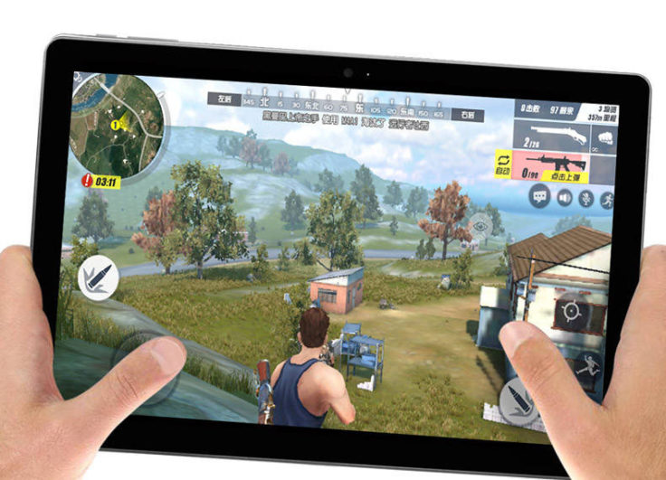 Zocken mit dem VOYO I8 Max Tablet.