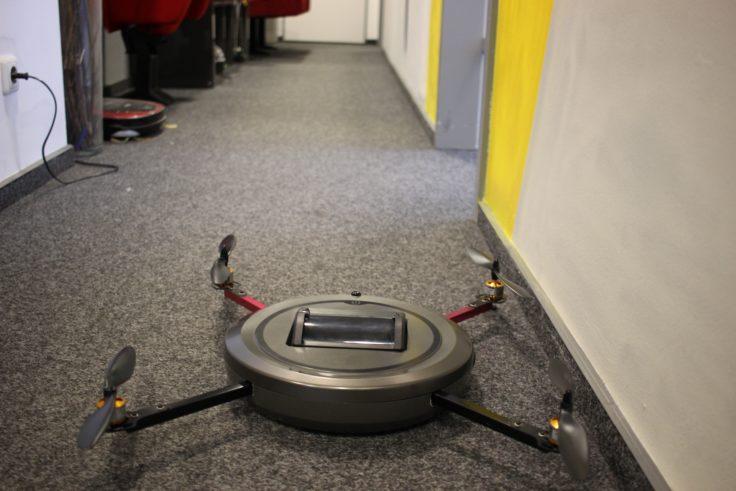 VacFly VF One Saugroboter Drohne (1)