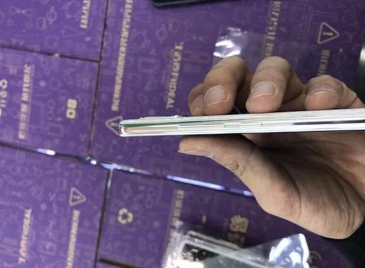 Xiaomi Mi 7 Seitenansicht Leak