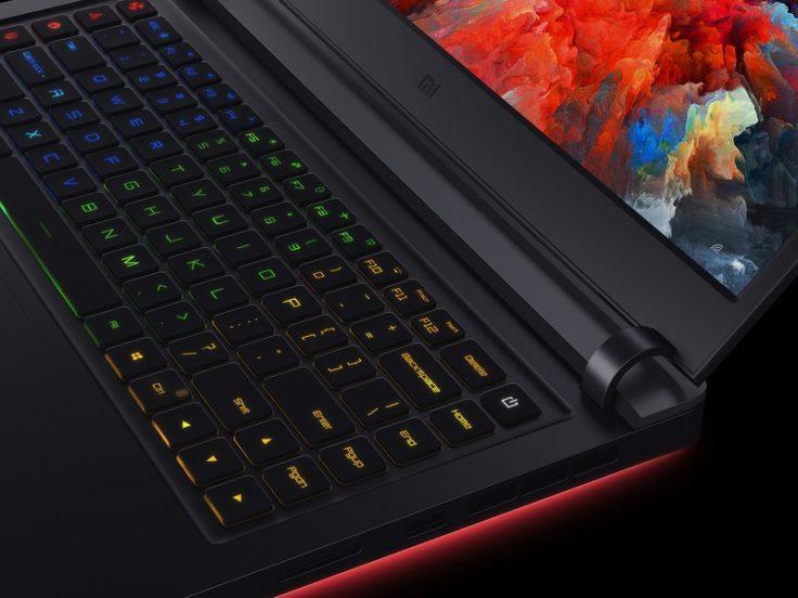 Xiaomi Mi Gaming Notebook Atomsphäre Light