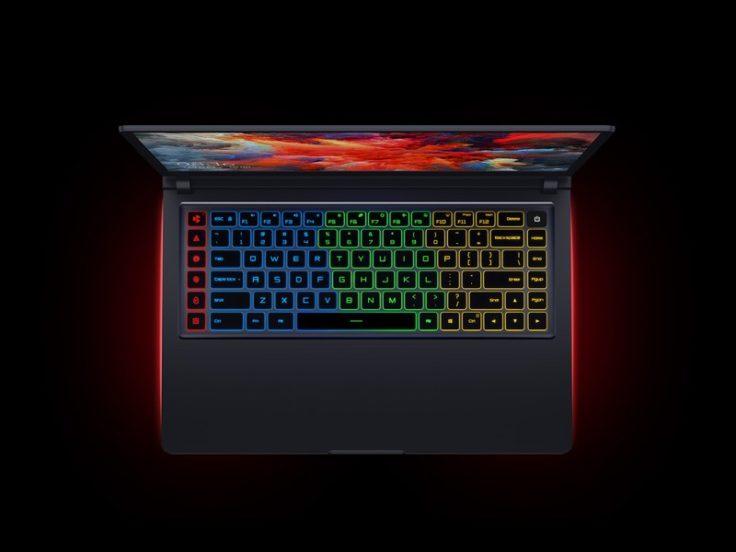 Xiaomi Mi Gaming Notebook Tastatur