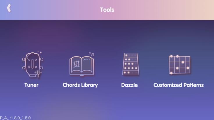 Xiaomi Populele Ukulele App Akkorde und Hilfe