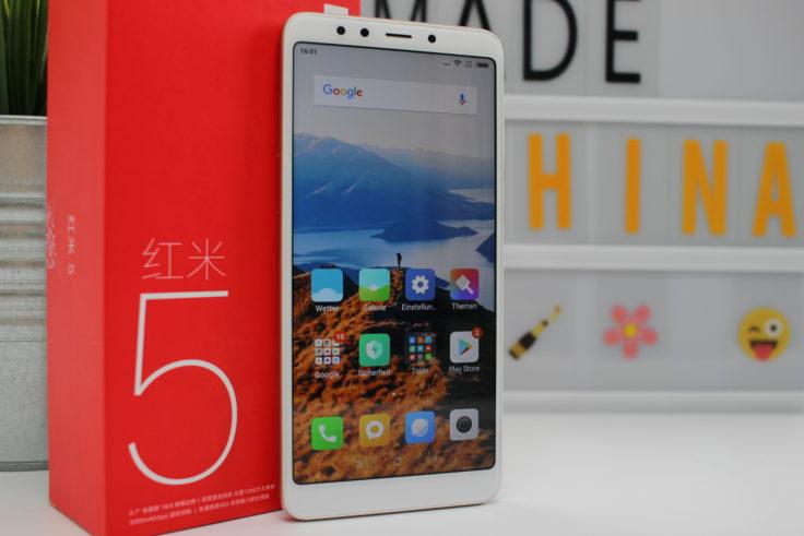 Xiaomi Redmi 5 Smartphone
