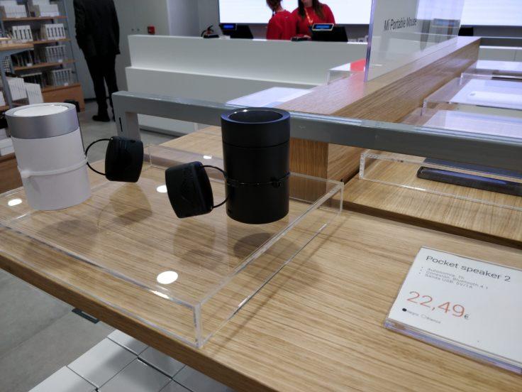 Xiaomi Store Barcelona Speaker