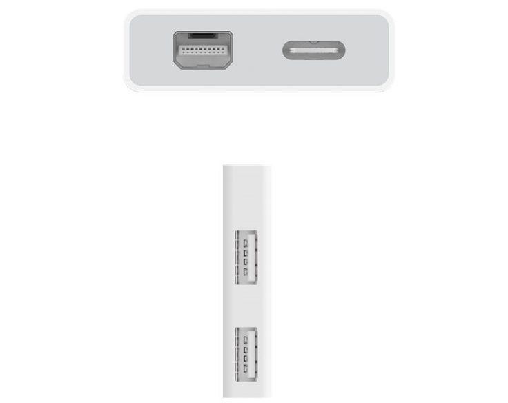 Xiaomi usb-c zu mini displayport USB Hub alle Anschlüsse