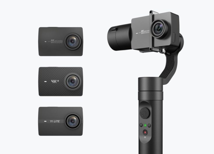 YI Action Gimbal YI Action Cams