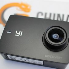 YI Discovery Action Cam China Gadgets