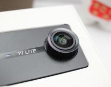 YI Lite Action Cam in der Box