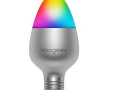 Koogeek smarte LED-Glühbirne