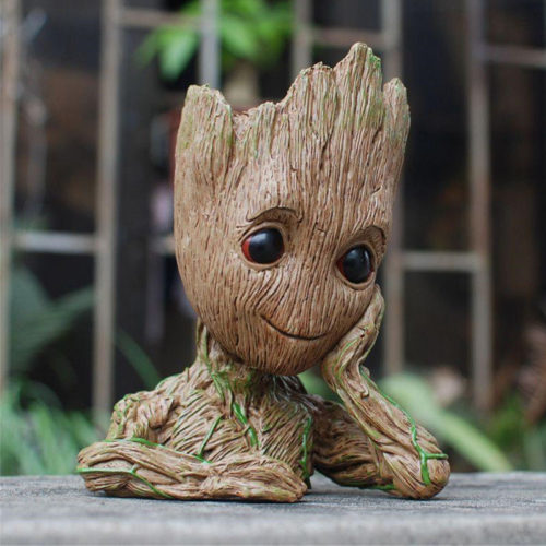 Baby Groot Blumentopf