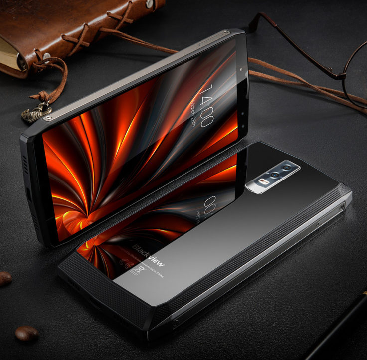 Blackview P10000 Pro Akku Smartphone