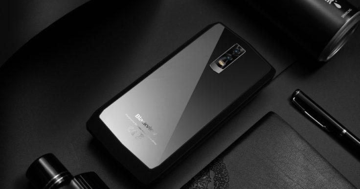 Blackview P10000 Pro Akku Smartphone Rueckseite