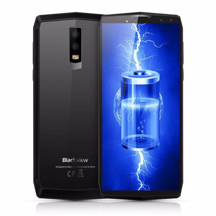 Blackview P10000 Pro Smartphone Vorne und Hinten