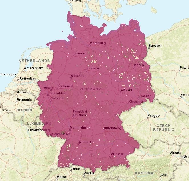 DE LTE 4G Telekom