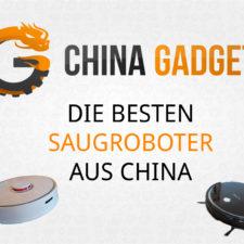 Die besten Saugroboter aus China
