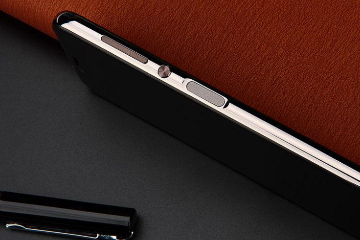 Elephone A4 Fingerabdrucksensor