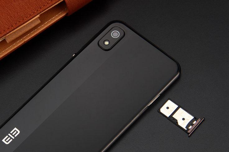 Elephone A4 Kamera