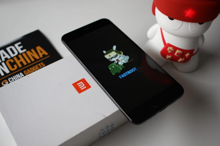Fastboot Xiaomi unlocken