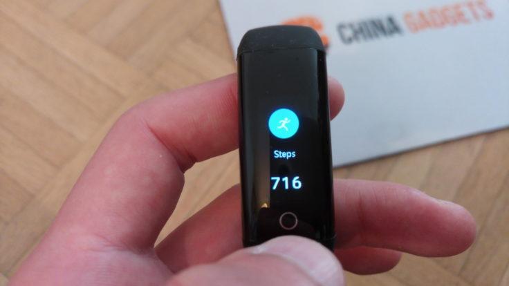 G16 Fitness Tracker Schrittzähler