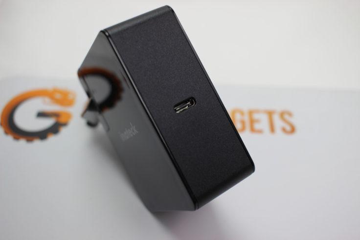 Inateck UCC 1001 Anschluss USB-C
