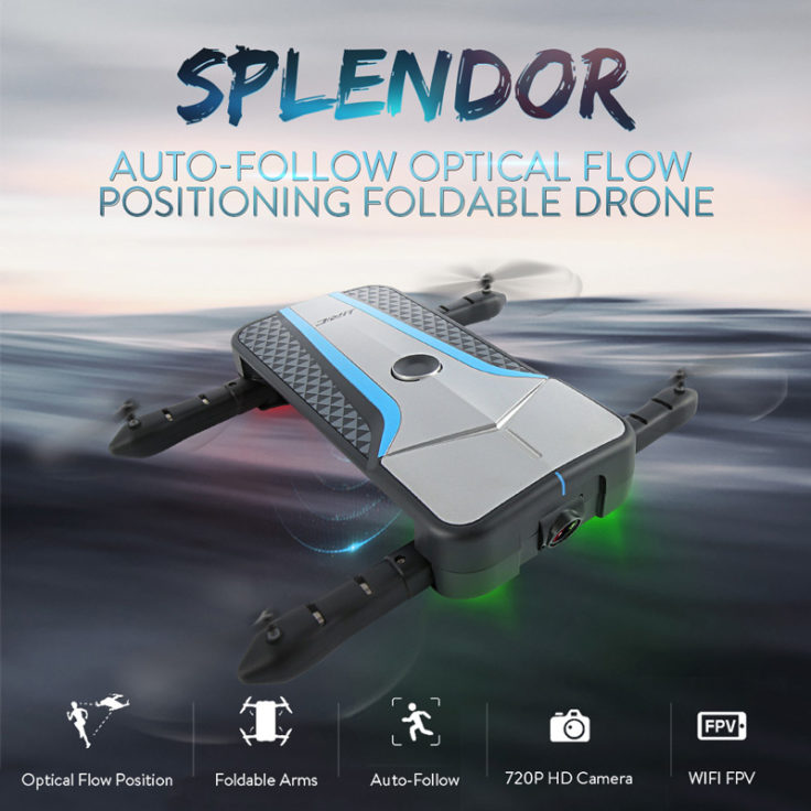 JJRC H62 Splendor Selfie Drohne