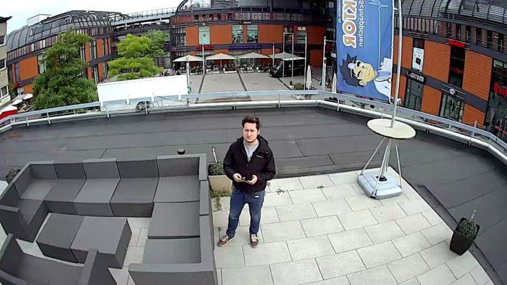 JJRC Splendor Drohne Kamera Foto