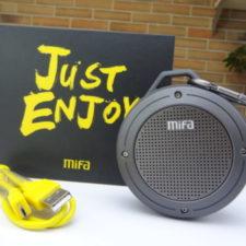 MiFa F10 Bluetooth Speaker