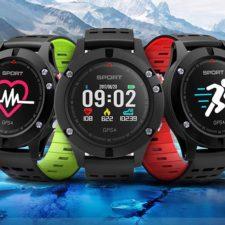 No.1 F5 Smartwatch Farben