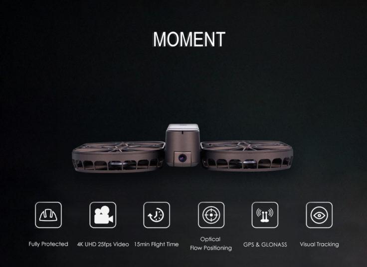 Simtoo Moment 4K Selfie Drohne (3)