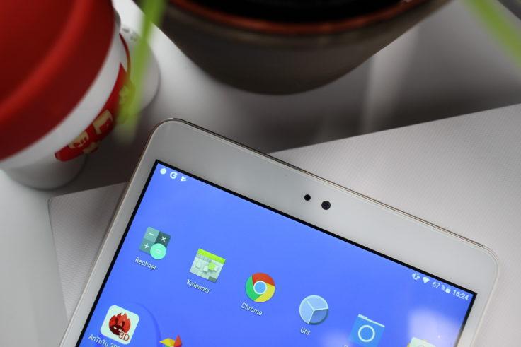 Teclast Master T8 Tablet Frontkamera