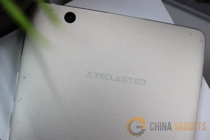 Teclast Master T8 Tablet Logo