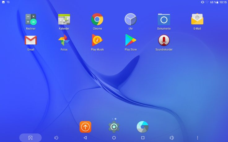 Teclast Master T8 Tablet Software