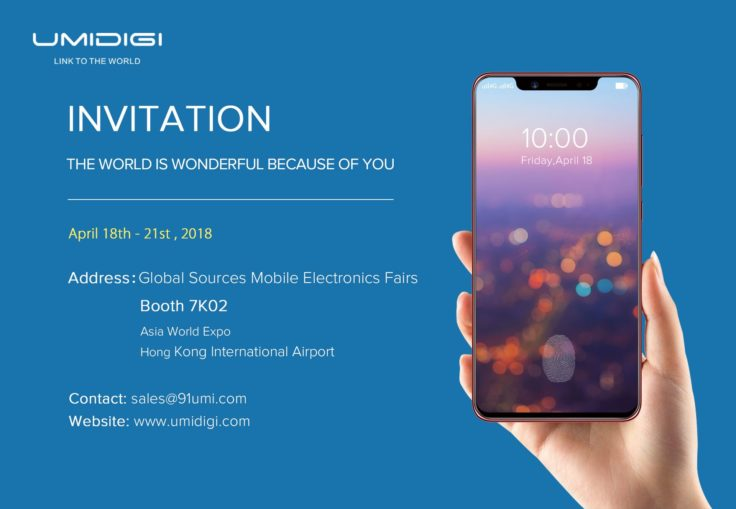 UMIDIGI Z2/Z2 Pro Smartphone Ankündigung