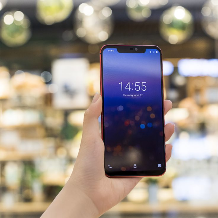 UMIDIGI Z2/Z2 Pro Smartphone Design