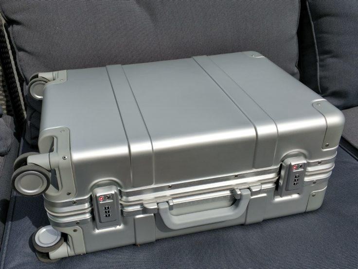 Xiaomi 90Fun 20 Zoll Metall Koffer geschlossen (1)