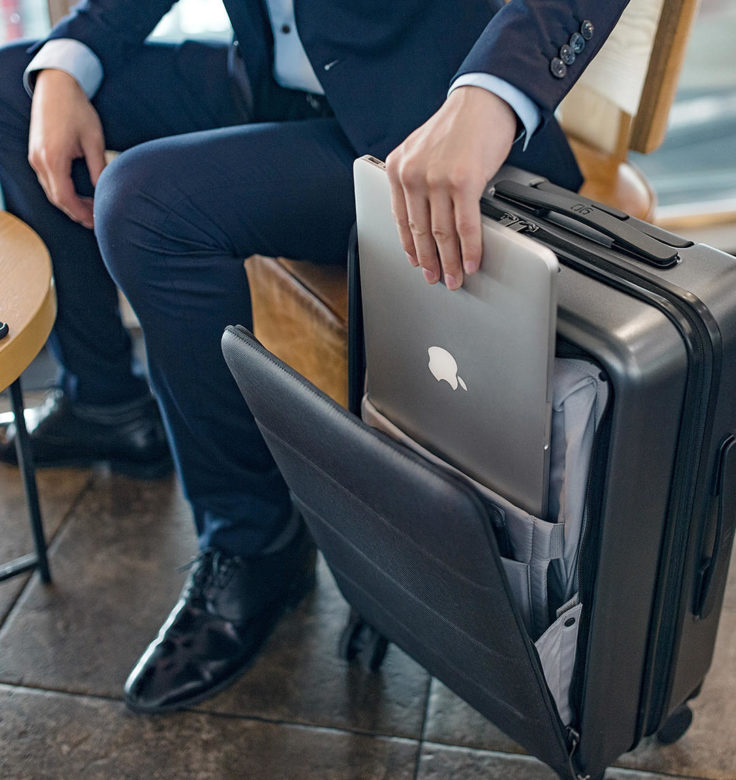 Xiaomi 90Fun Passport Koffer Vorderseite