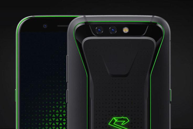 Xiaomi Black Shark Kamera