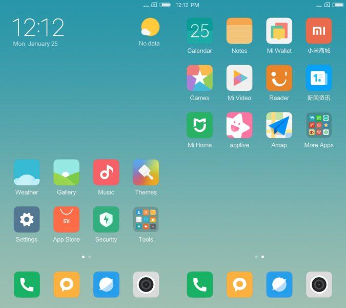 Xiaomi Mi 6 Chinese Rom