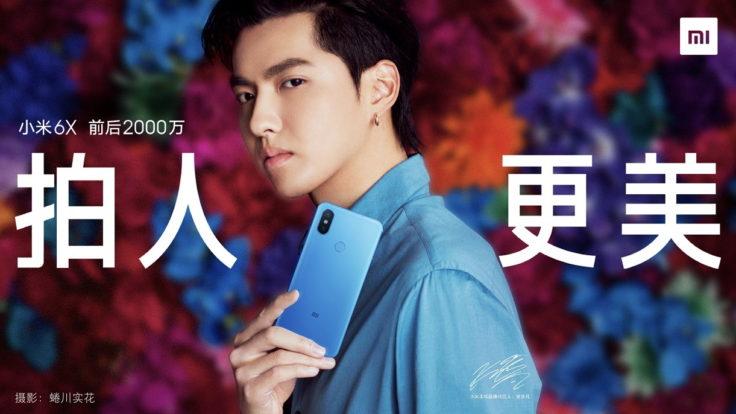 Xiaomi Mi 6X Vorstellung