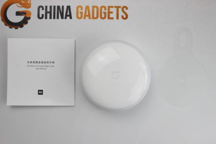 Xiaomi Mijia Nachtlicht Lieferumfang