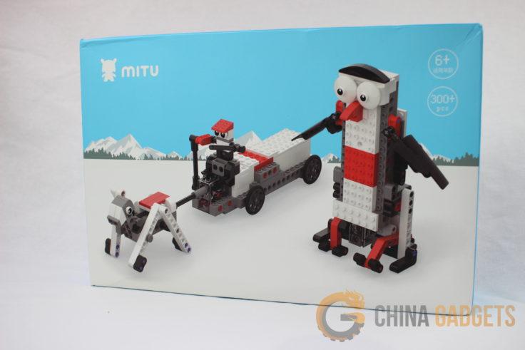 Xiaomi Mitu Pinguin Bausteine Set Verpackung