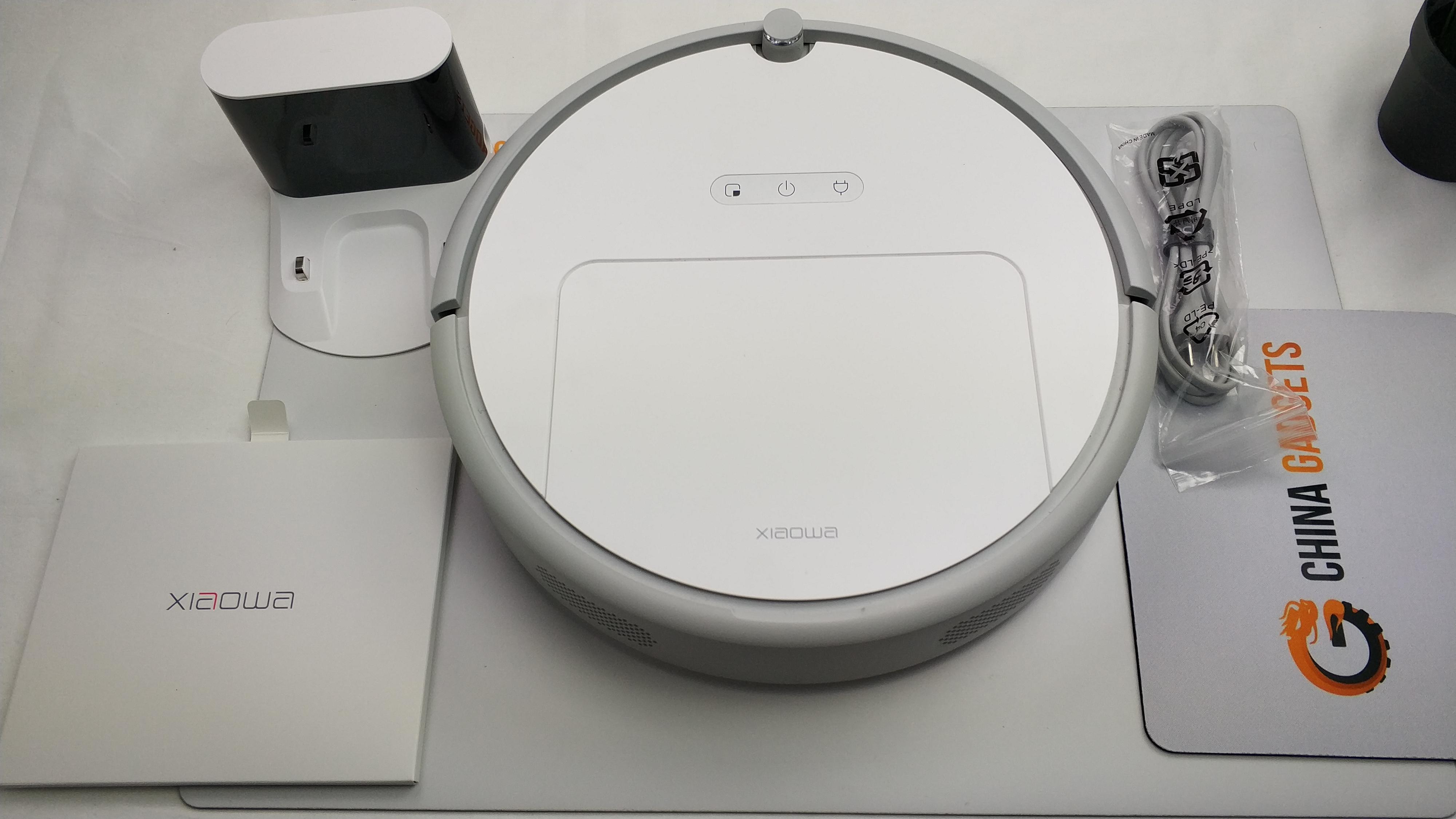 Iphone Entfernungsmesser Xiaomi : Xiaomi xiaowa saugroboter im test budget modell von