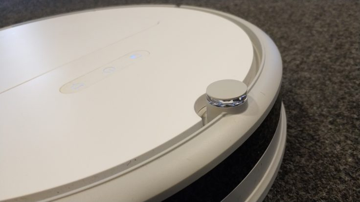 Xiaomi Xiaowa Saugroboter Sensor