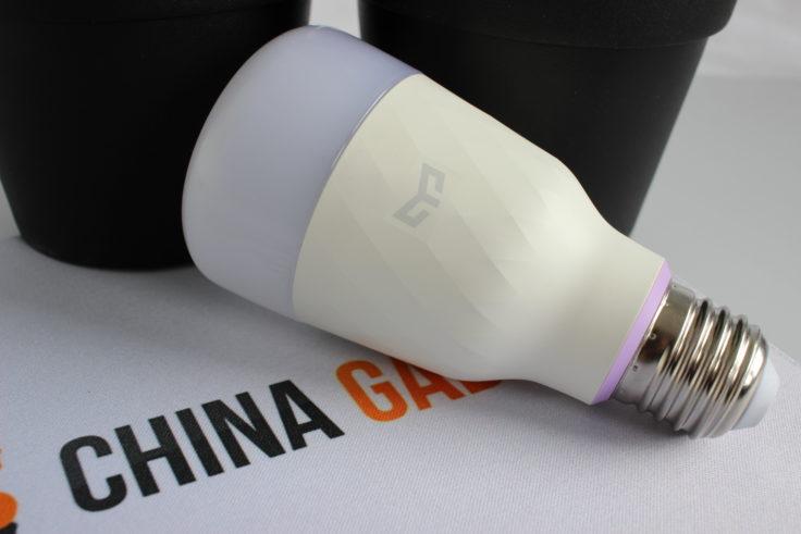 Xiaomi Yeelight E27 Gluehbirne
