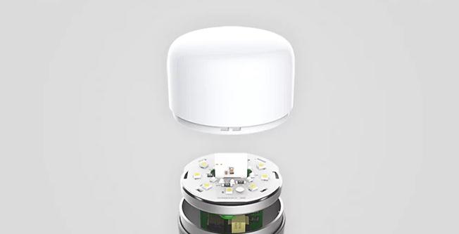 Yeelight Smart LED Gluehbirne Energie Sparen